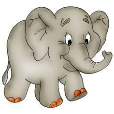 cartoon elephants baby elephant page 2 cute cartoon elephant rh pinterest nz