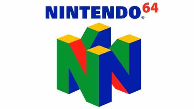Logo De Nintendo 64 23 De Junio 1996 Nintendo Logo Game Logo Video Game Logos