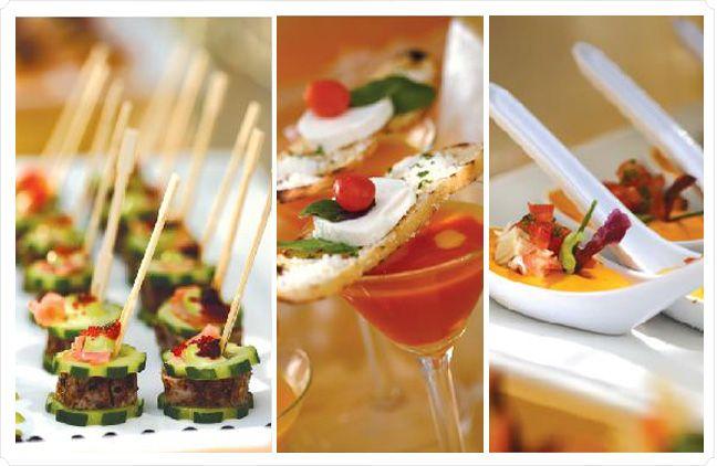 Cu nto servir en una fiesta comidas y bebidas consejos for Servir comida