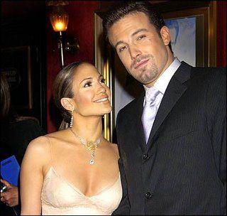 Ben Affleck Jennifer Lopez Bennifer Brollop