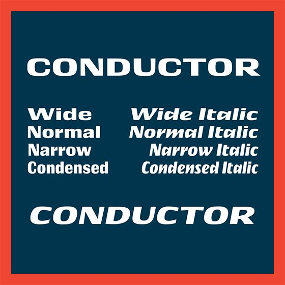 Conductor für Headlines / PAGE online