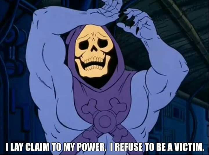 Skeletor is love