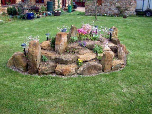 Rocaille Jardin Quelques Conseils Et Idees Garden