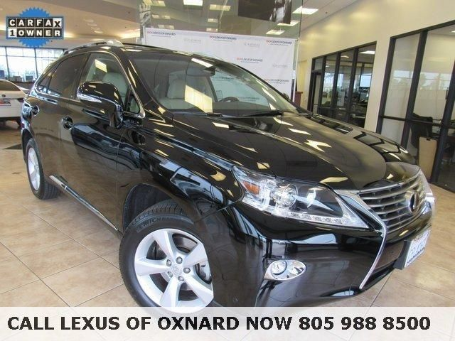CPO 2015 Lexus RX 350 350 for sale at DCH Lexus of Oxnard in