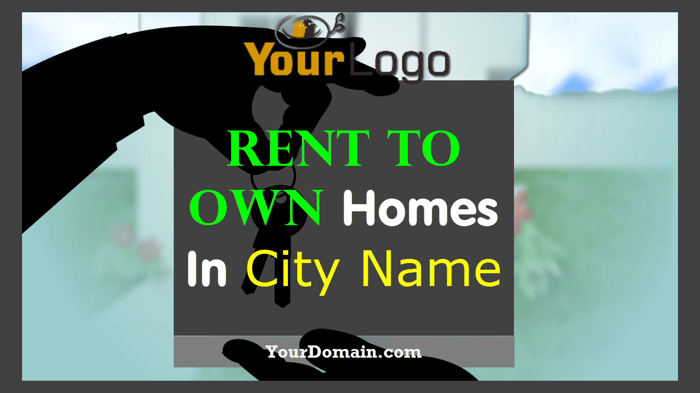 Rent To Own 1 Real Estate Investor Marketing Rent To Own Homes Rent