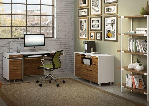 Kleines Arbeitszimmer ~ Bürostühle nyc schreibtisch pinterest schreibtische