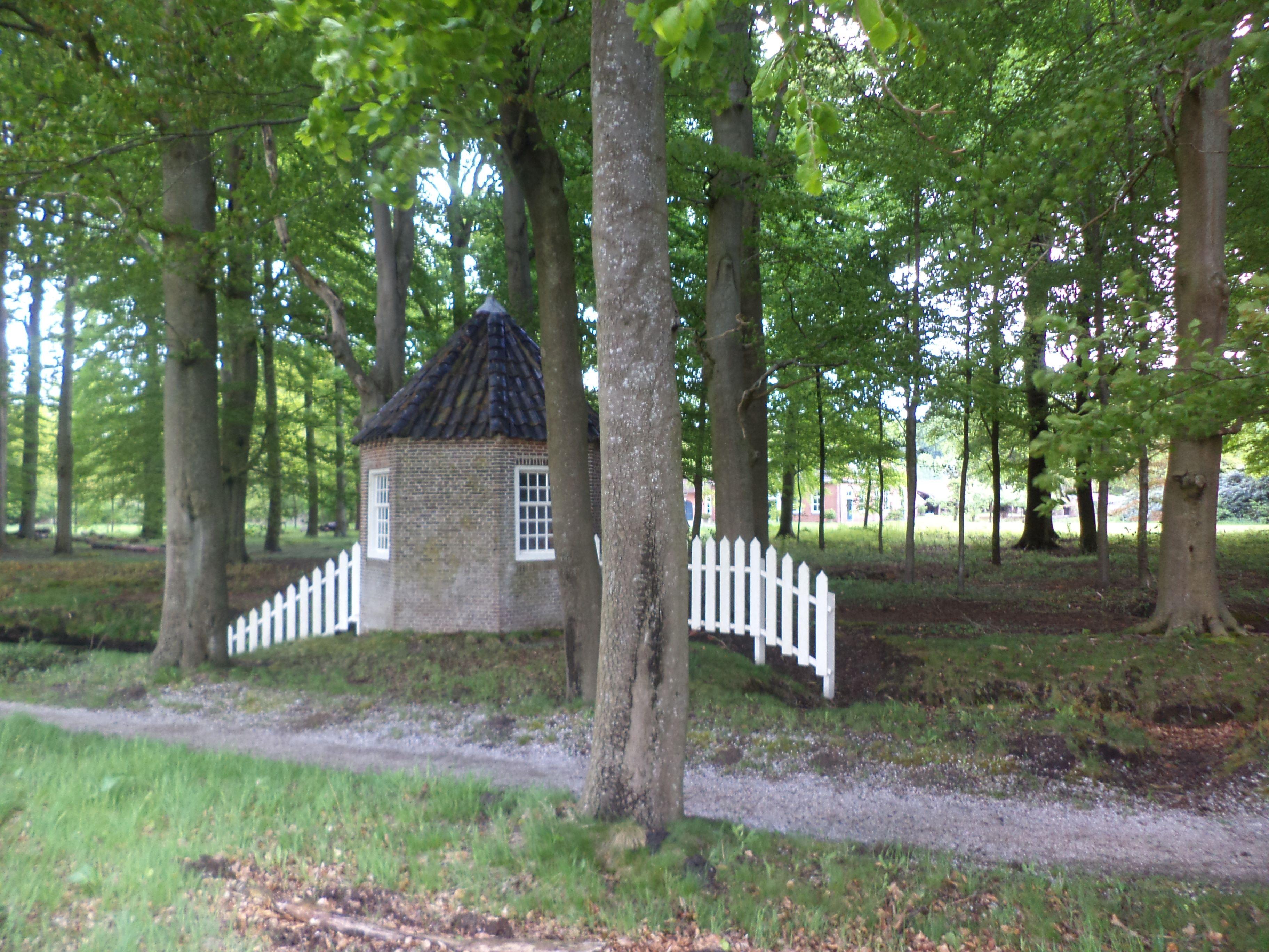 huis Tonckens Theekoepeltje te Westervelde
