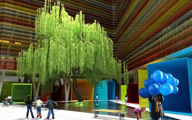 Project - Guadalajara Children´s Hospital - Architizer