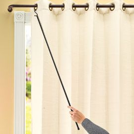 Drapery Puller Curtain Pull Solutions Home Furniture Online