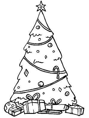 28 Places To Print Free Christmas Coloring Pages Printable Christmas Coloring Pages Free Christmas Coloring Pages Christmas Tree Coloring Page