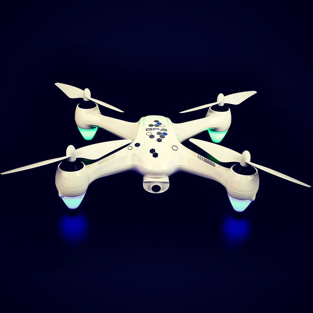 4 Axes S70W Full HD 1080P Dual GPS-2.4GHz WiFi//FPV Drone Quad Copter Aircraft