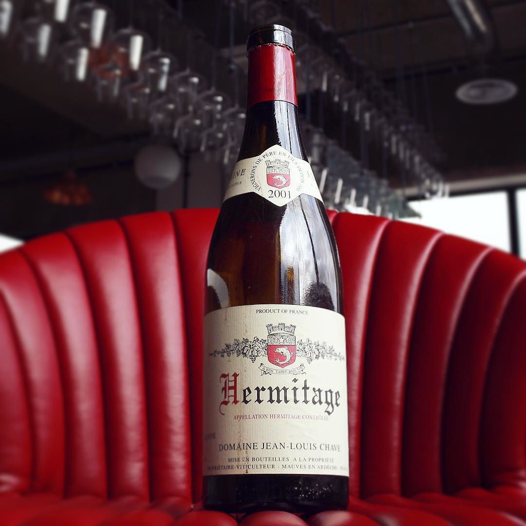 2001 Domaine Jean Louis Chave Hermitage Rhone France Jean Louis Chave Is The 16th Generation Of His Family To Manage This Wine Collection Wine Wine Collectors