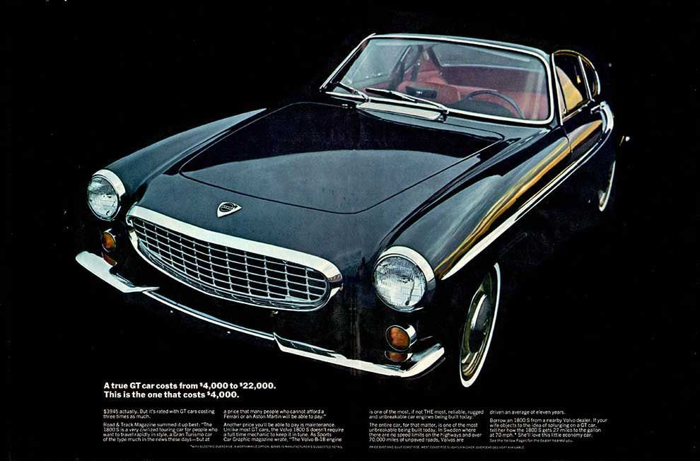 No Limits Magazine Brought To You By Wild About Cars Volvo Volvo Coupe Dream Cars