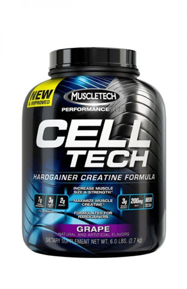 MuscleTech Cell Tech Performance Series - Grape 6Lbs Creatine Muscletech Best creatine