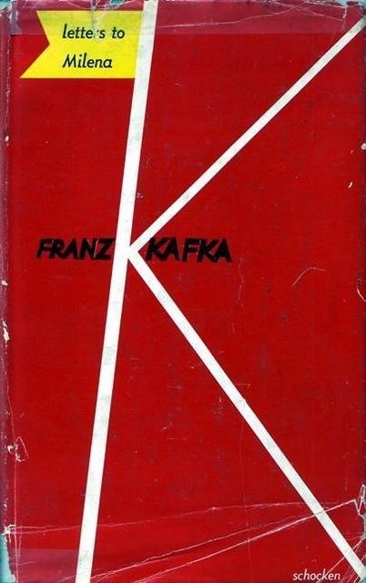 Letters to Milena, by Franz Kafka, 1953