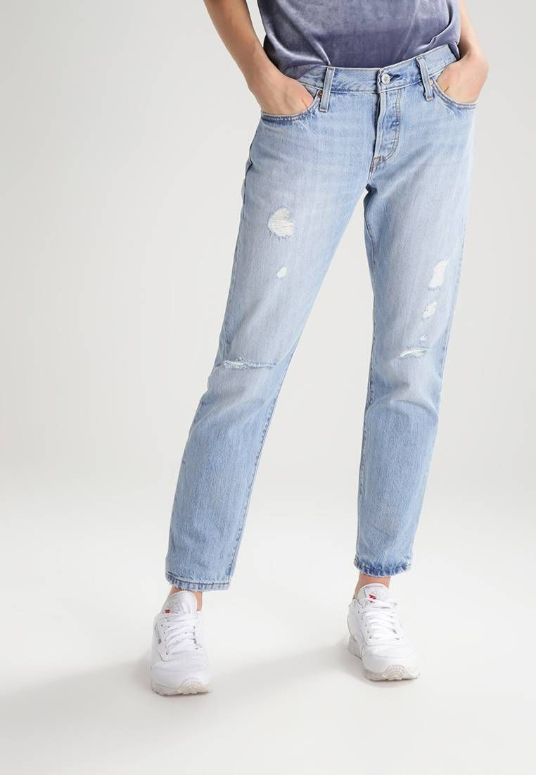 Levis 501 ct relaxed fit jeans turbulent indigo
