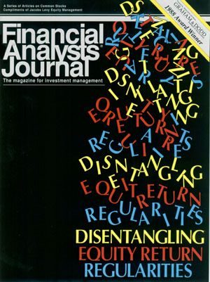 Financial Analysis Journal Cover Illustration  Cover Ilustrations