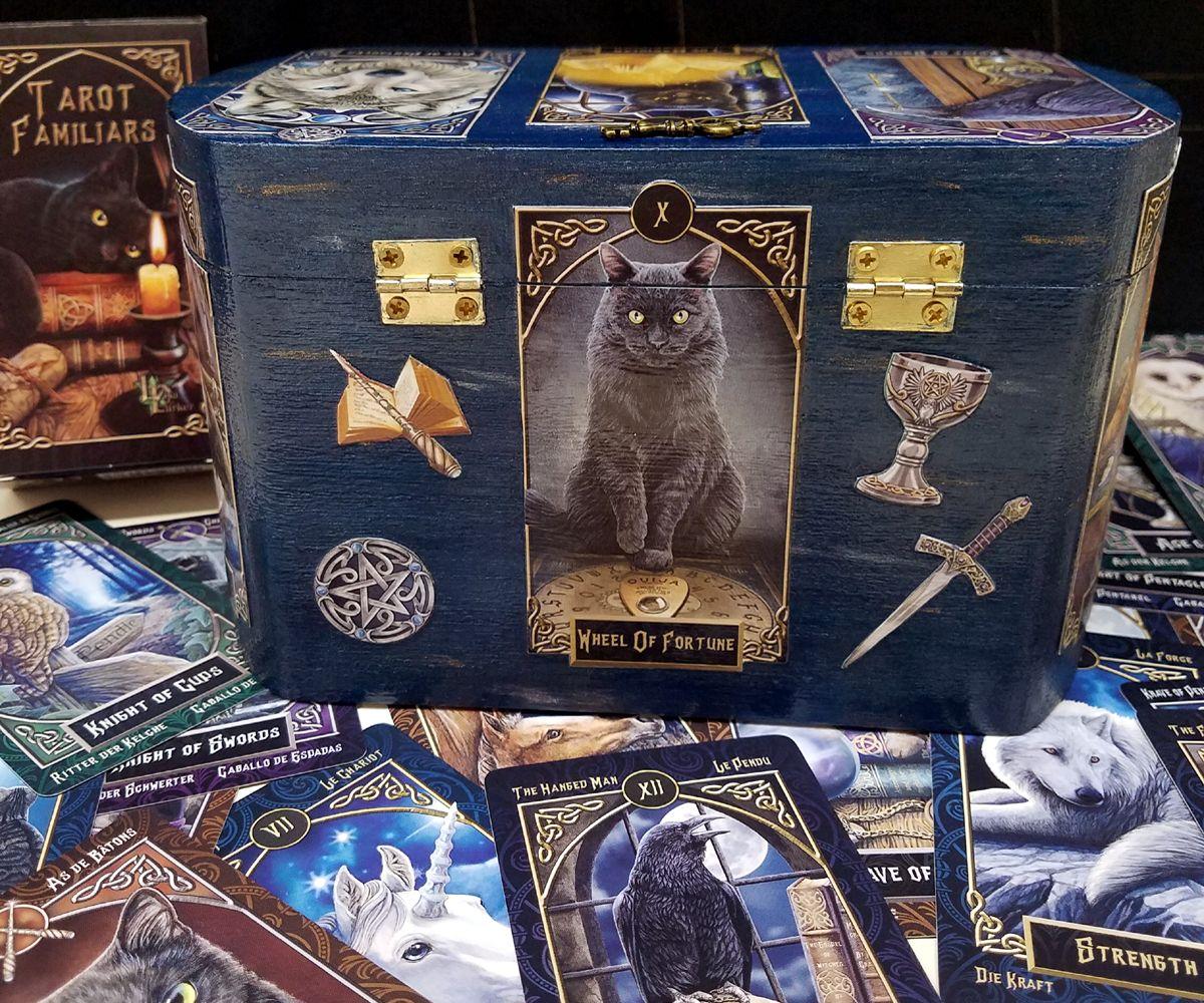 Tarot Box Spirit Guide