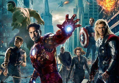 Avengers Assemble (The Avengers)