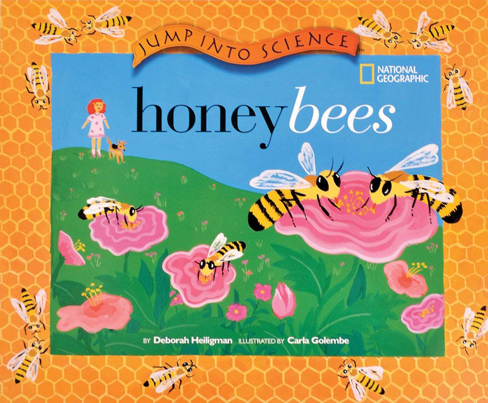 Worksheet Questions About Bees heiligman and national geographics honeybees book answers questions like how do bees make