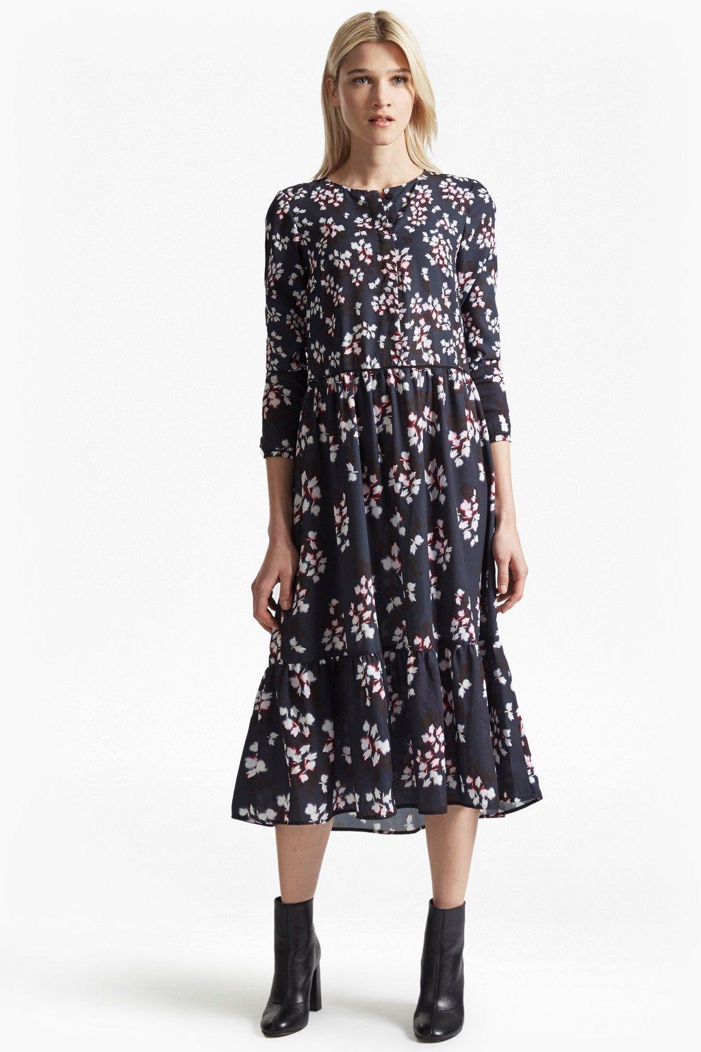 French Connection Women's Eva Crepe Dress Cheap Sale 100% Original Cheap Sale Get Authentic 100% Original cp8qKrhC2