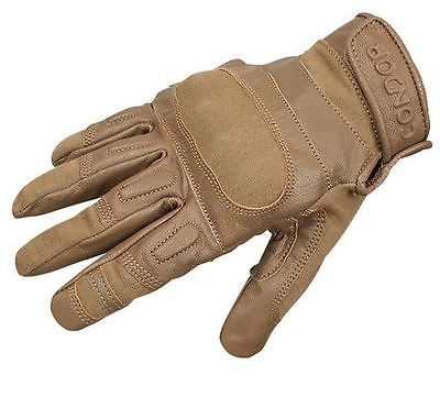 Tactical Gloves 177898: Condor Hk220-003-09 Tactical Kevlar Leather Padded Knuckle Military Glove - M -> BUY IT NOW ONLY: $34.95 on eBay!