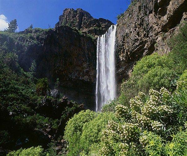 Resultado de imagen de Cascada de Soria, municipio de Mogán.