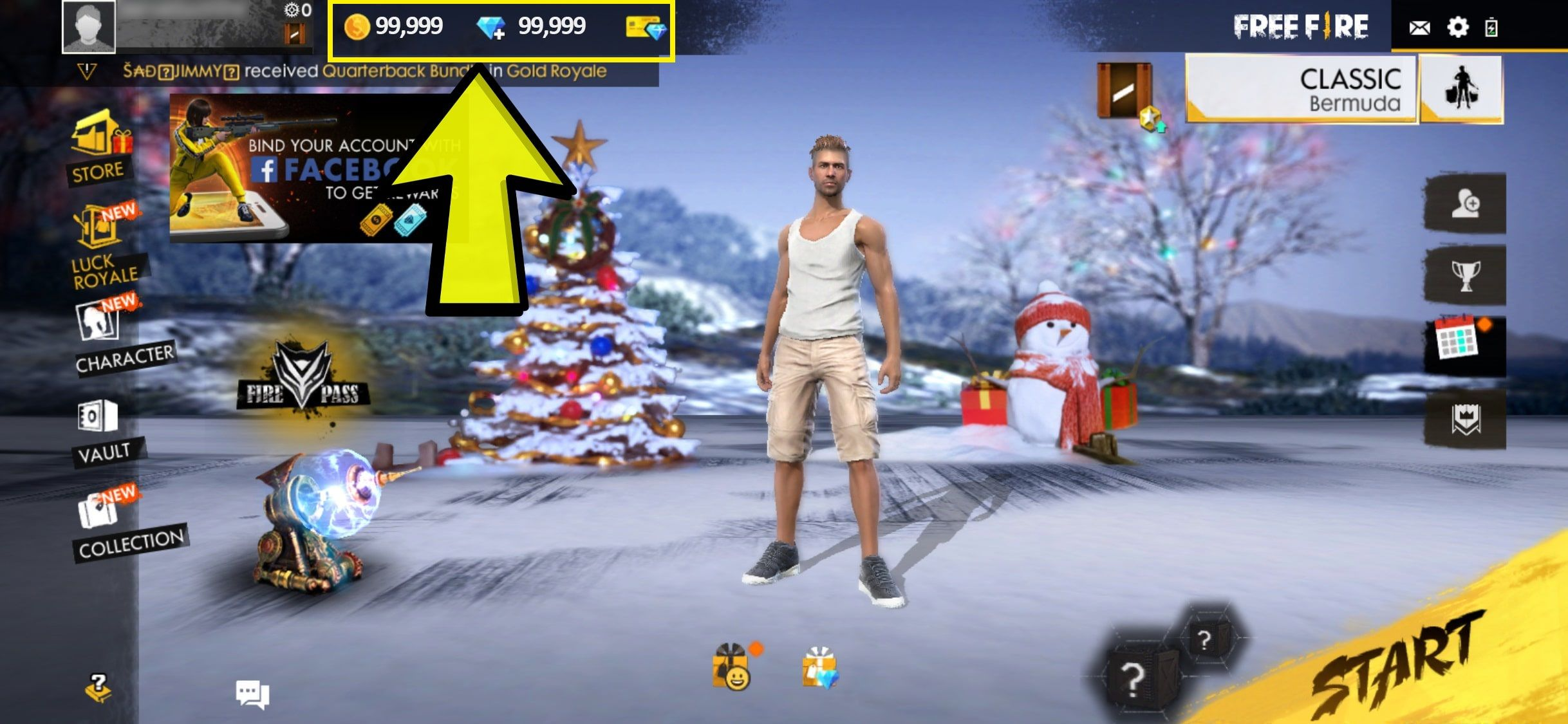 Garena Free Fire Hack Diamonds And Coins Cheats New Android