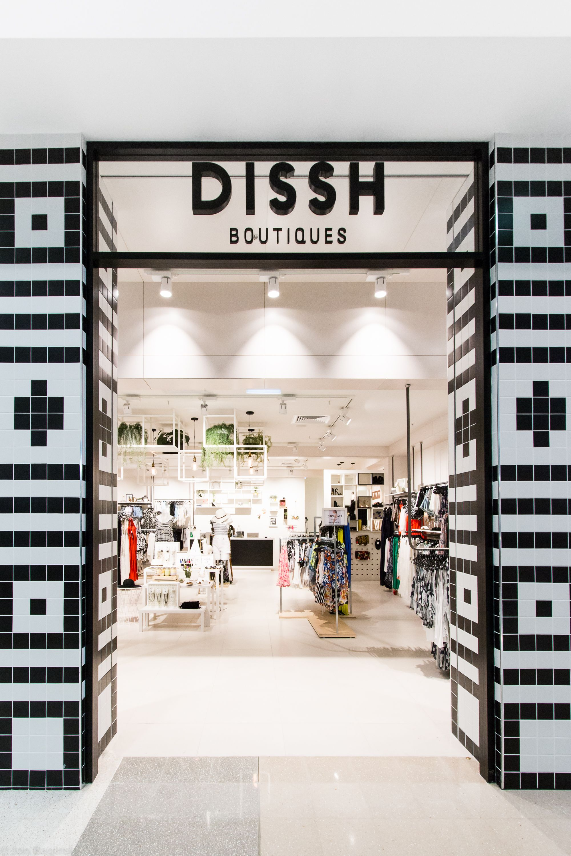 The New Dissh Boutique Robina Town Centre All Design By Anid