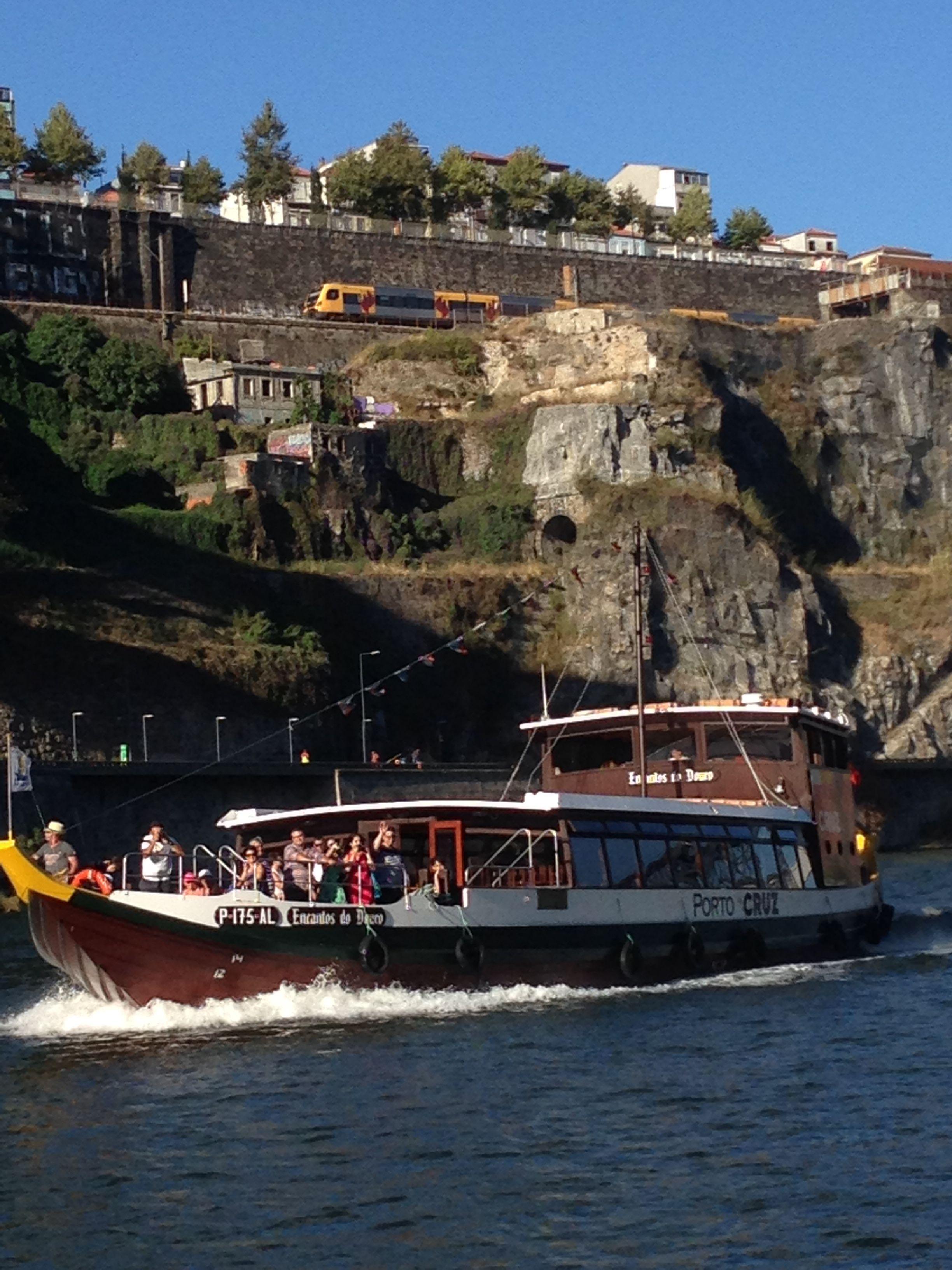 Boottocht over de Douro in     Porto
