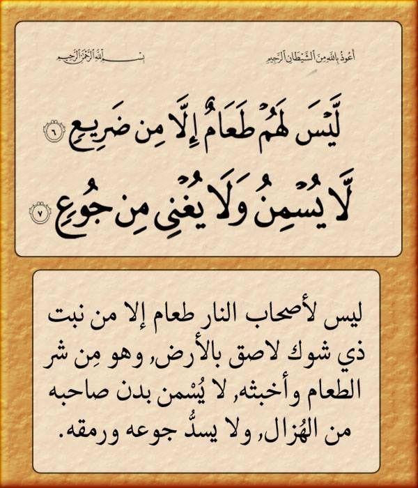 ٦ ٧ الغاشية Calligraphy Arabic Calligraphy