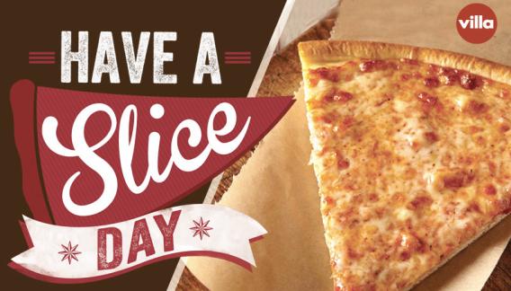 FREE Pizza Slice at Pilot Flying J Travel Center!