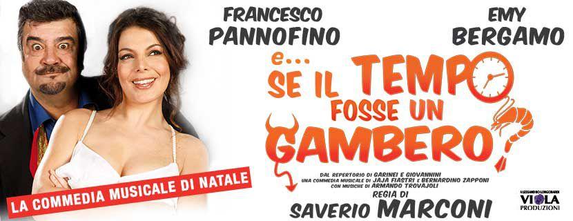 TORNARE INDIETRO, CHE MERAVIGLIA! Al Teatro Brancaccio