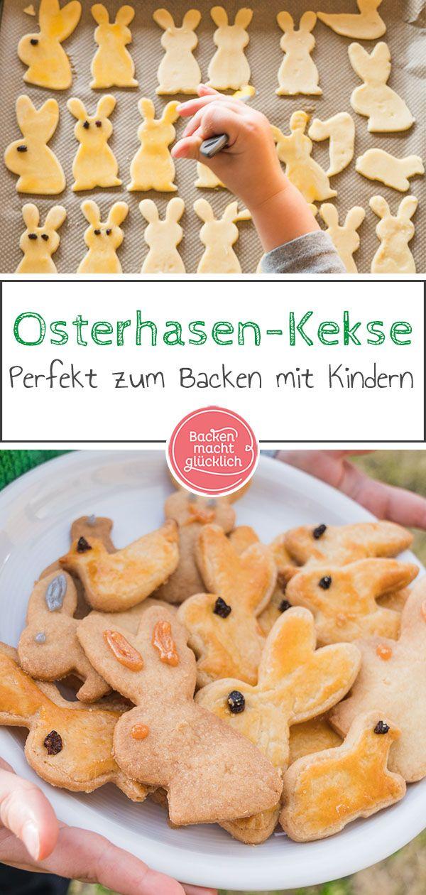 Osterhasen-Plätzchen #meals