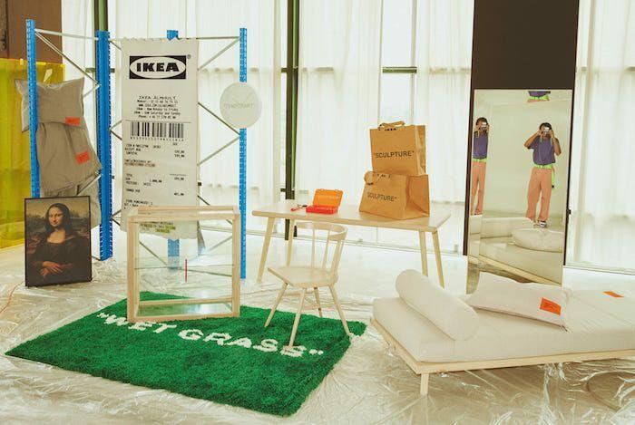 Ikea X Virgil Abloh Markerad Ikea Deco Ikea Family