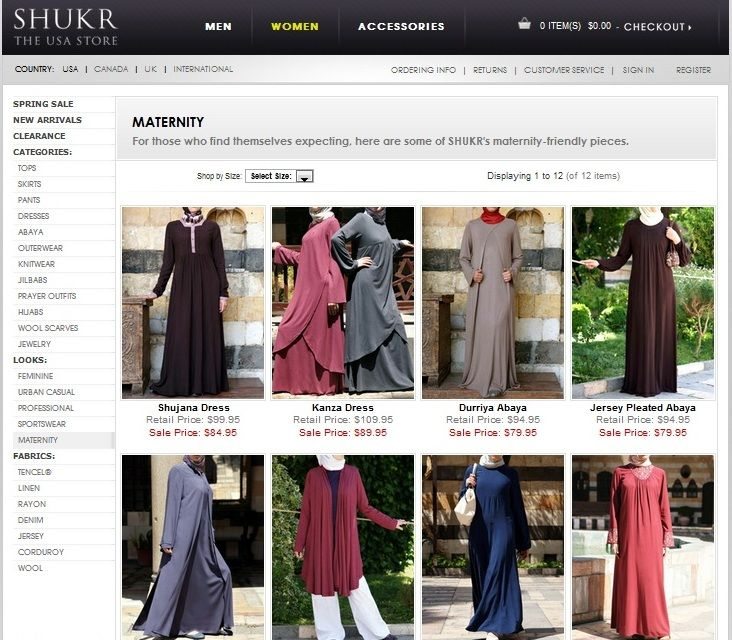 SHUKR's Islamic Maternity-Friendly Clothing:    http://shukr.co.uk/blog/index.php/2012/06/shukrs-islamic-maternity-friendly-clothing/    #shukr
