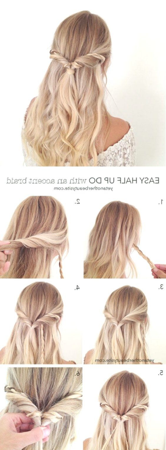 15 Easy Prom Hairstyles For Long Hair You Can Diy At Home Simple Prom Hair Long Hair Styles Prom Hairstyles For Long Hair