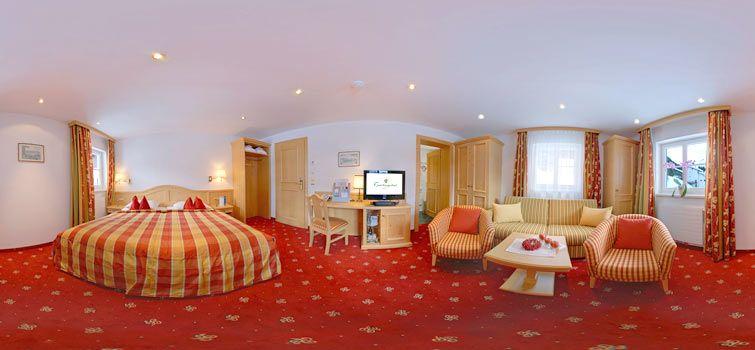 Hotel Tannbergerhof in Austria