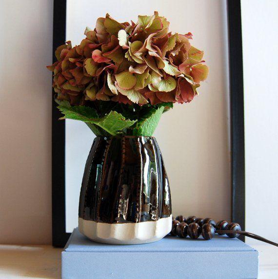 Vase Ceramic Pottery New Home Gift Vases