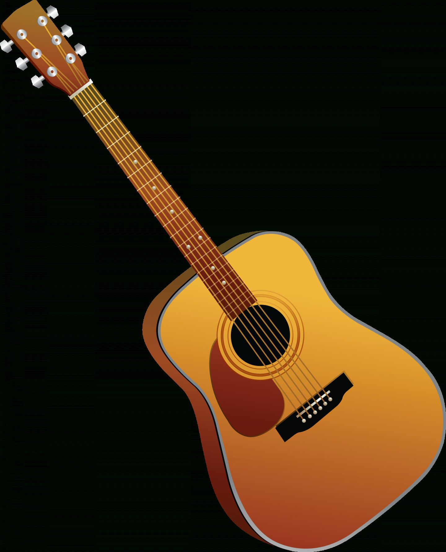17+ Accoustic Guitar Png Cartoon Check more at https