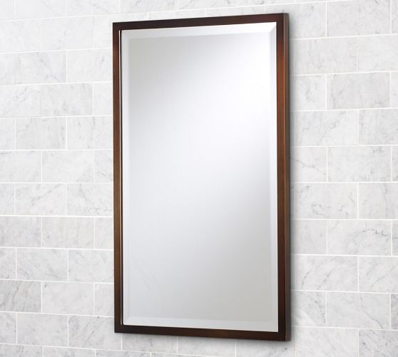 Kensington Mirror. Traditional Medicine CabinetsRecessed ...
