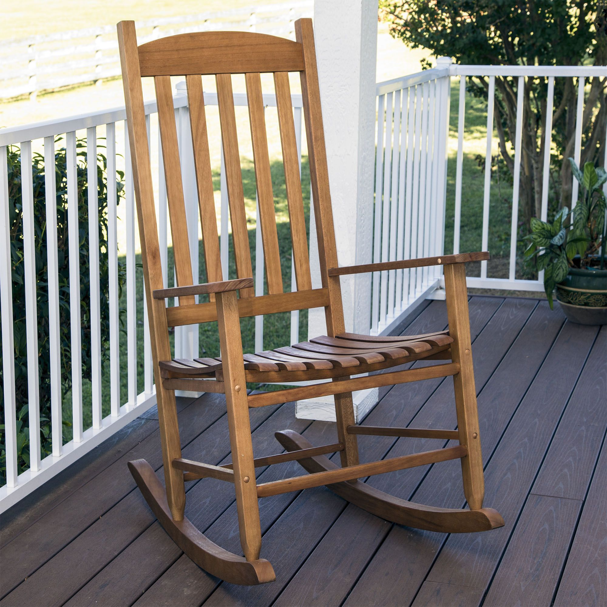 Fit For Everyday Life Thanks Rocking Chair Rocking