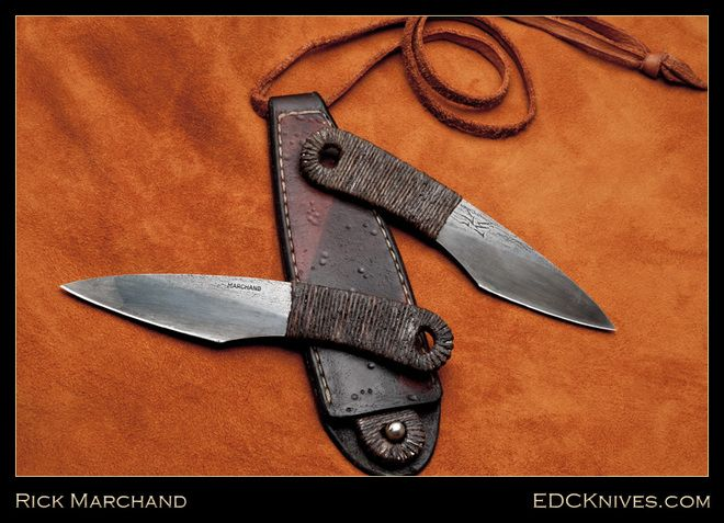 Wildertools -- Small Neck Knife