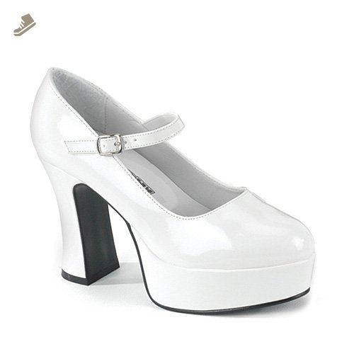 MaryJane 50X Shoes   Size 12   Pleaser Pumps For Women (*Amazon  Partner Link)