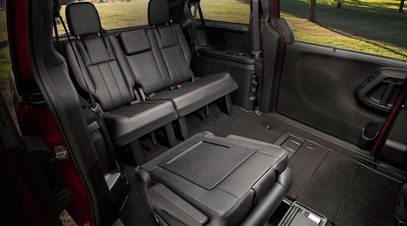 See The Dodge Grand Caravan A New Way The Business Way