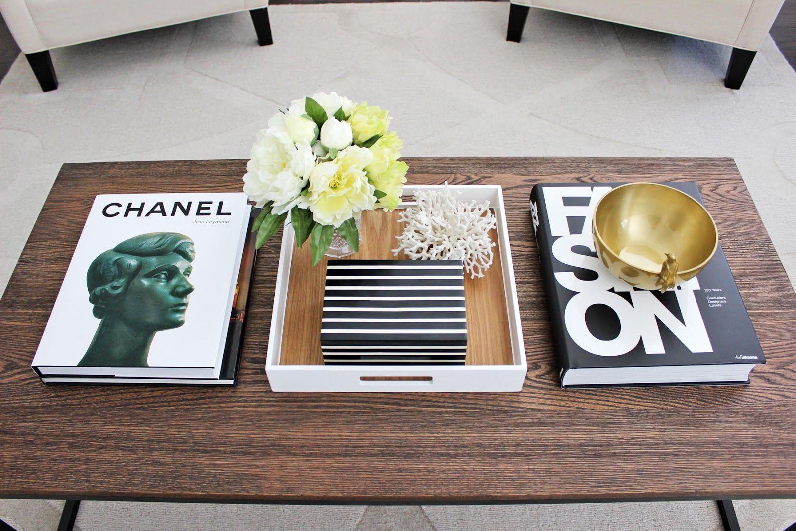 Spring coffee table styling   AM Dolce Vita   Pinterest   Fashion ...
