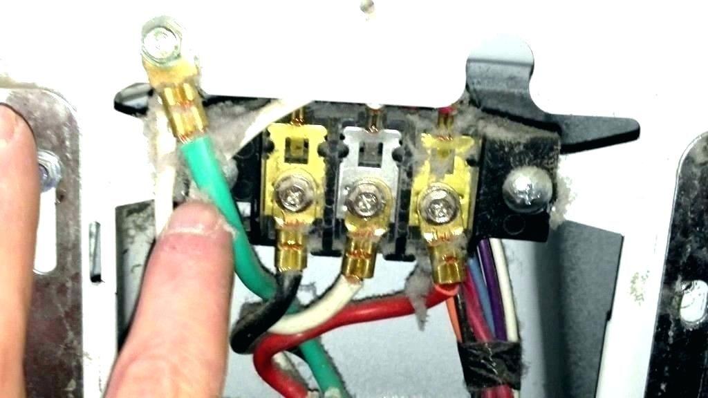 wiring diagram for 220 volt dryer outlet