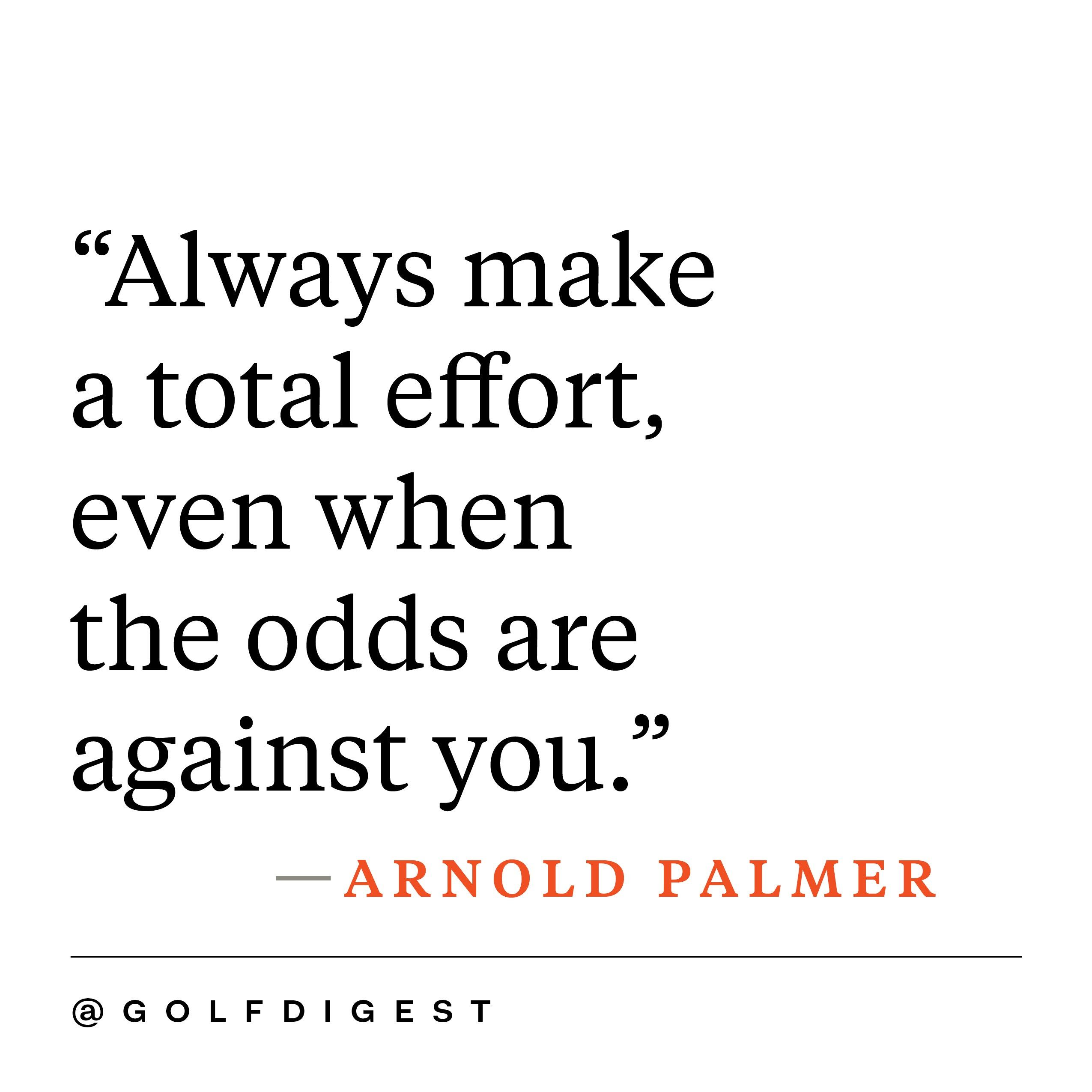 Inspirational Golf Quotes 21 Inspirational Golf Quotes Photos  Golf Digest  Golf Quotes