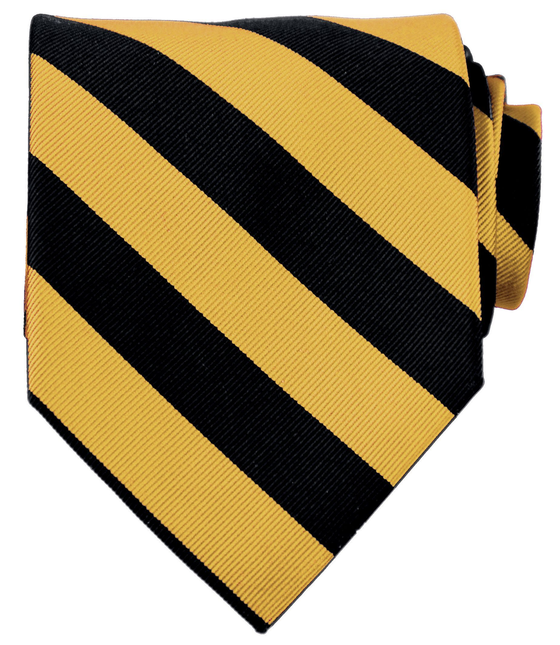 Collegiate Tie Black Gold For Fans Of The The Virginia