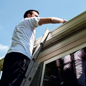 Smart Fixes For Your Home Washingtonian Dc Home Maintenance Homeowners Guide Cleaning Gutters